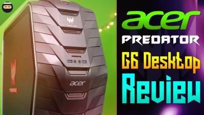 Acer Predator G6 Review!
