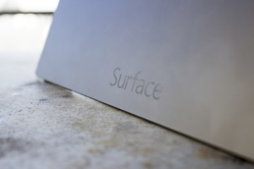 Microsoft Surface as a Service