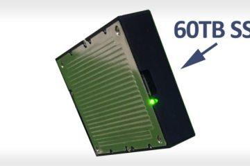 Seagate 60TB SSD