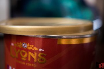 Lyons Help for Heroes Coffee