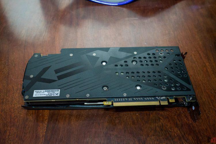 XFX RX 480 GTR