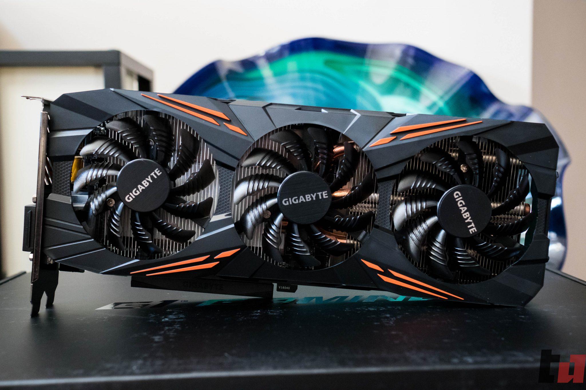 GIGABYE GeForce GTX 1080 Windforce 3X OC Capsule Review