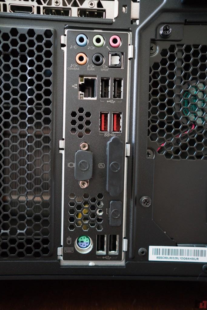 Lenovo IdeaCenter Y710 Cube