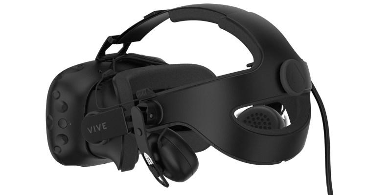 HTC Vive Audio