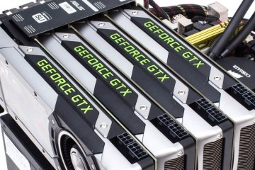 4 way SLI Titans...