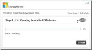 Step 3 Create Bootable USB Pen Drive