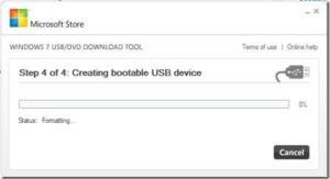 Step 3 Create Bootable USB Pen Drive