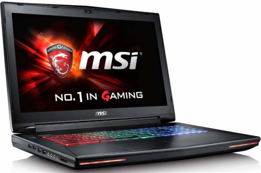 MSI GT72VR 6RE-048CA 17.3 inch Laptop Review