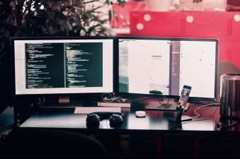 computer multi screen