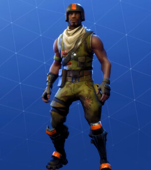 fortnite skins aerial assault trooper