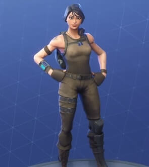 fortnite skins assault trooper