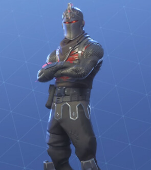 fortnite skins black knight