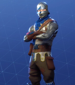 fortnite skins blue squire