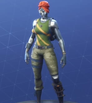 fortnite skins chromium