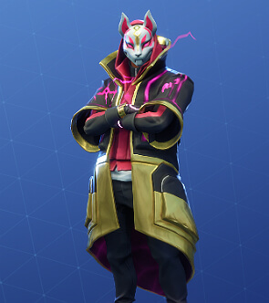 Fortnite skins Drift