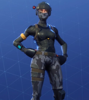 fortnite skins elite agent
