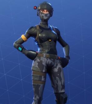 elite agent fortnite skin