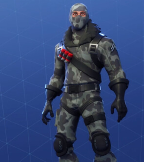 fortnite skins havoc