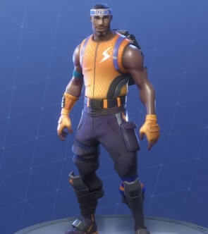 fortnite skins hyperion