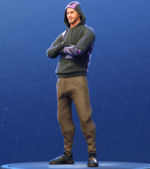 Fortnite skins moniker