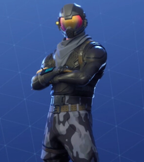 fortnite twitch starter and founder s skins list - fortnite rogue agent skin