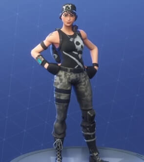 fortnite skins survival specialist