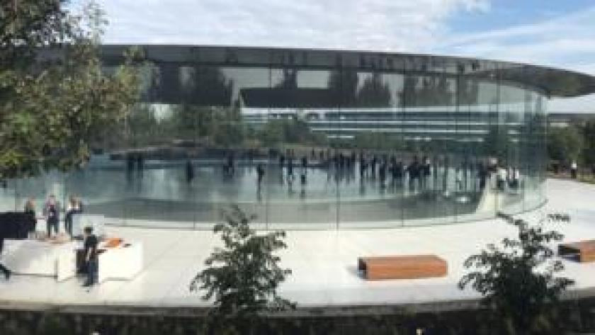 Apple Park, US