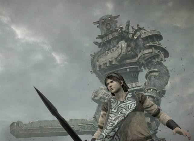 Shadow Of Colossus-gameplay