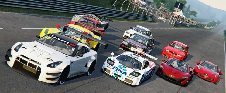 Assetto Corsa Ultimate Edition - cars_result