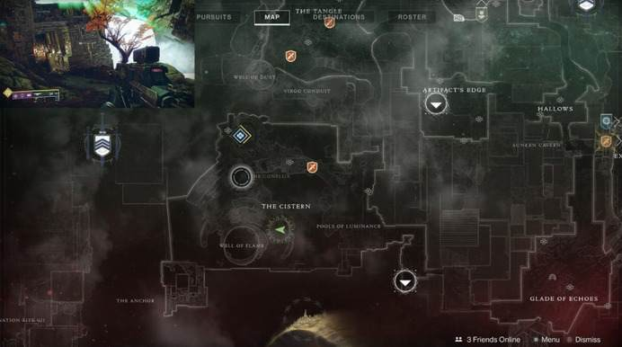Conflux Lost Sector in Destiny 2