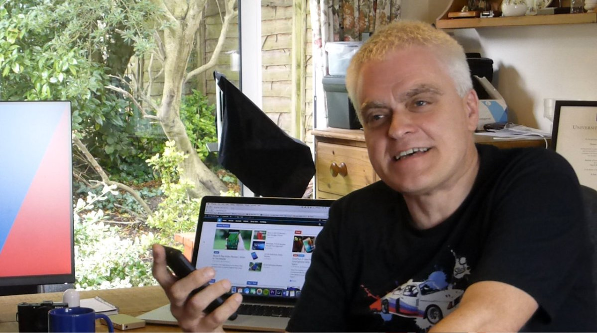 Jon Bentley on Tech, TVs and Top Gear | The Gadget Show