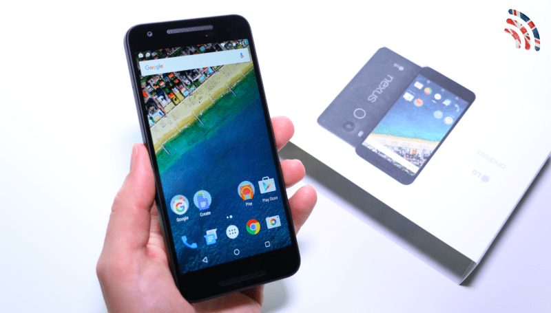 Nexus 5X Unboxing & First Impressions