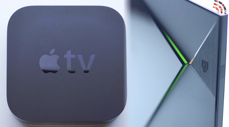 Apple Tv Nvidia Shield