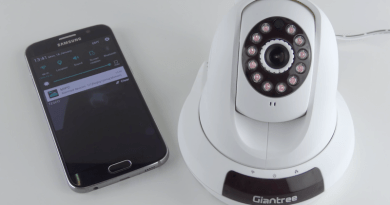 Cloud IP Camera