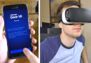 Samsung Gear VR SETUP & REVIEW | Galaxy S7 / S7 Edge