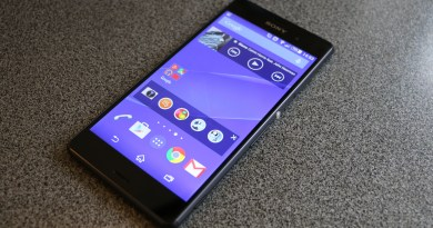 Sony Xperia Z3 Review: Great Battery. Not Waterproof.