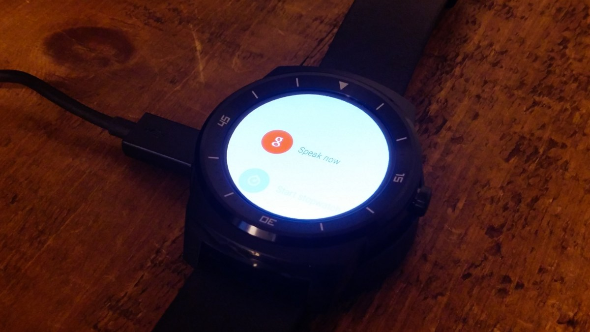 First 60 Minutes With A Smart Watch