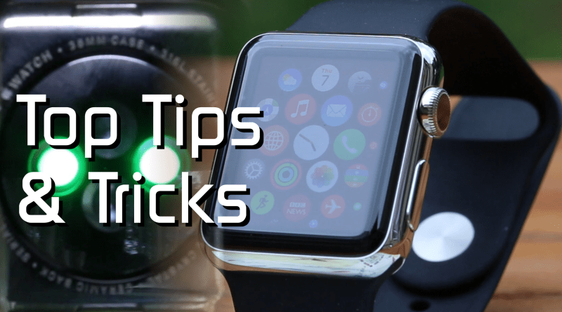 Apple Watch Tips