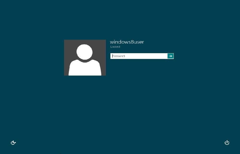How To Remove or Disable Login Password From Windows 8