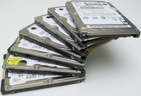 How to combine Multiple Hard drives into One High Capacity Drive
