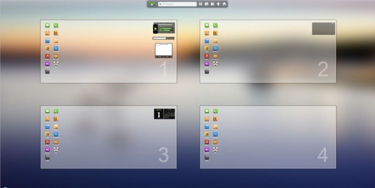 Airdroid Multiple Desktops