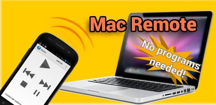 Control your Mac from Android Phone using Mac Remote App