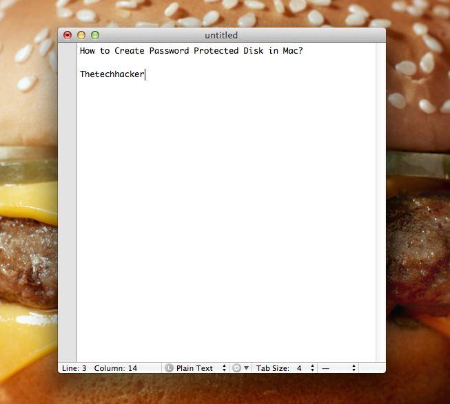 TextMate UI