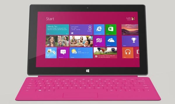 How to Take Screenshots On Windows 8 Surface Tablets thetechhacker