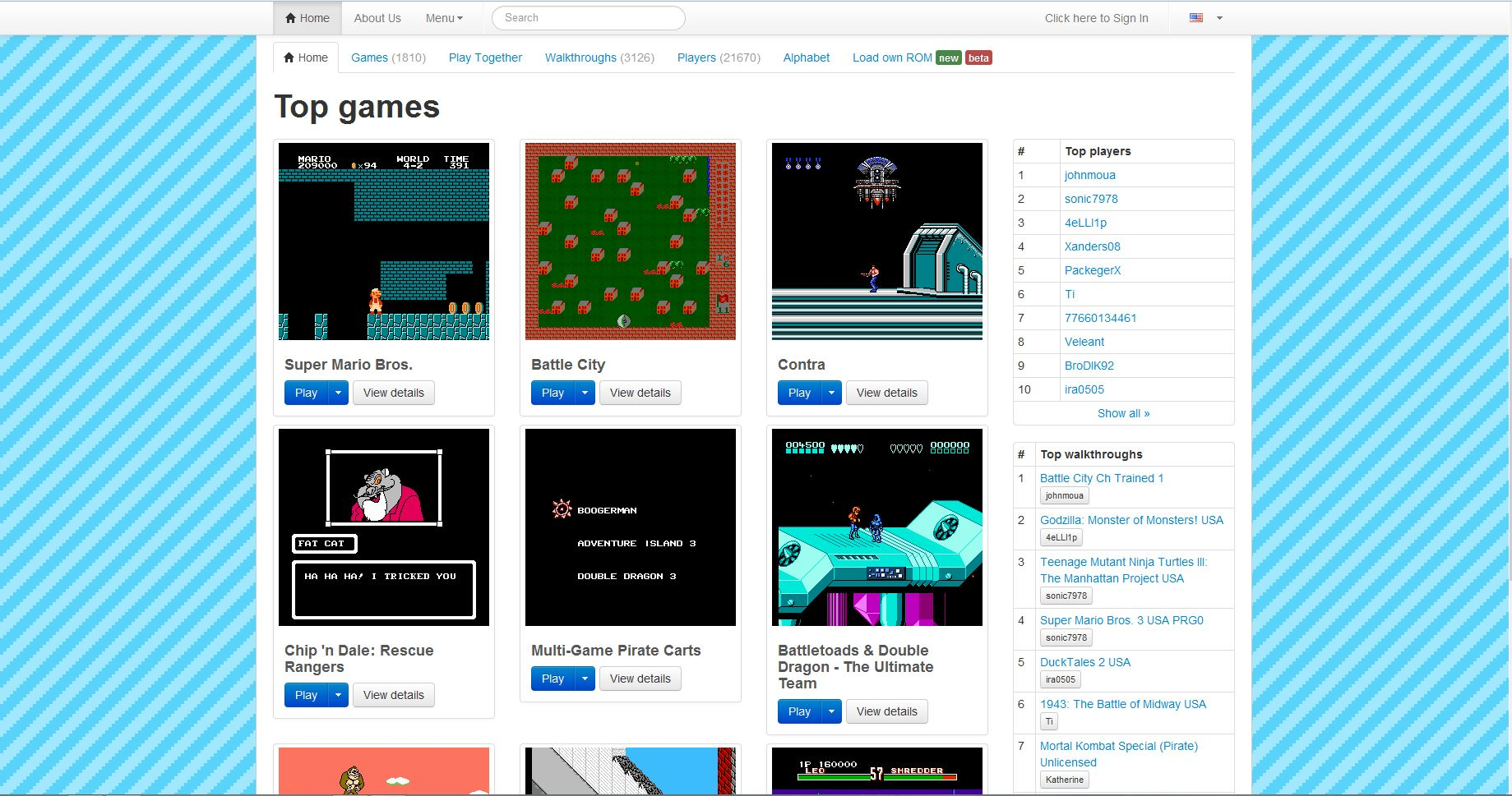 Play Evergreen NES Games Online For Free Through The Browser thetechhacker