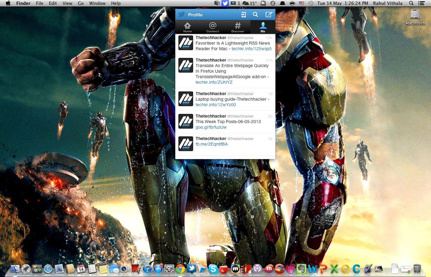 Twitbird mac app review thetechhacker