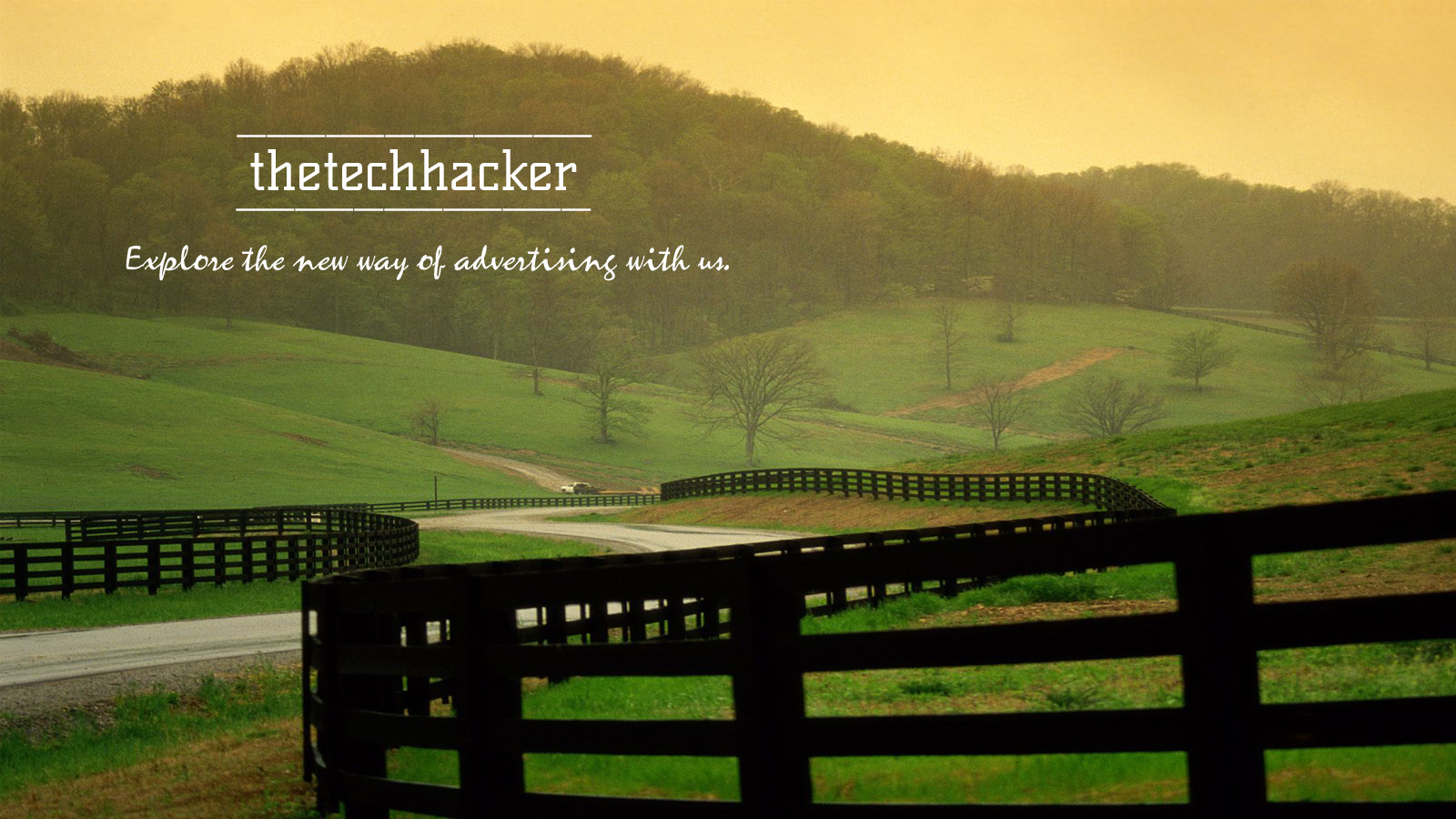 Explore New Ways of Advertising on thetechhacker