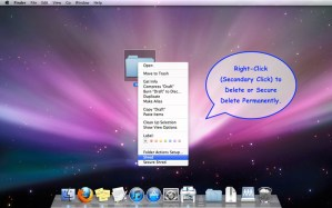 Securely Delete Files In Mac With FileShredder