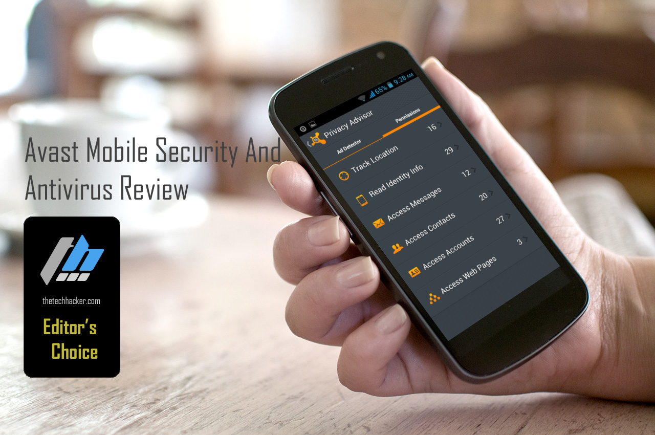 Avast Mobile Security And Antivirus Review
