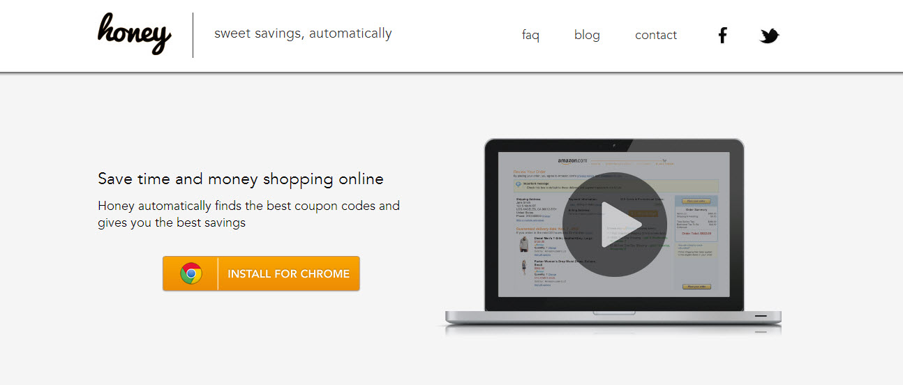 Honey Finds And Applies Coupon Codes Automatically In Online Shopping
